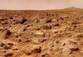 """Mars könnte """"schwebenden"""" Sand haben"""