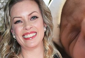 Diese Morgenseifenkönigin Sharon Marshall teilt erstes Nahaufnahmebild des neugeborenen Babys Betsy gerade Tage nach Geburt