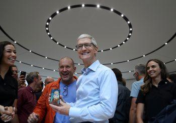 Die Apple-Aktie erreicht auf der iPhone X-Euphorie Allzeithoch