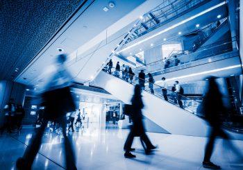 Einkaufszentren der Zukunft werden Ihr Gewicht und Ihre Lieblingsunterwäsche kennen