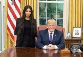 Kim Kardashian teilt die Fans, als sie Präsident Donald Trump trifft, um über die Gefängnisreform zu diskutieren