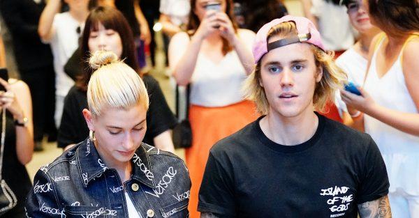 Justin Bieber 'HAGELET BALDWIN ENGAGIERT', nachdem er die Frage im überfüllten Restaurant gestellt hatte – nach nur einem Monat der Verabredung