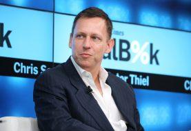 Peter Thiel hat den Großteil seines verbleibenden Facebook-Einsatzes verkauft