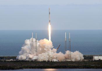 SpaceX startet gebrauchtes Versorgungsschiff mit gebrauchter Rakete für die NASA