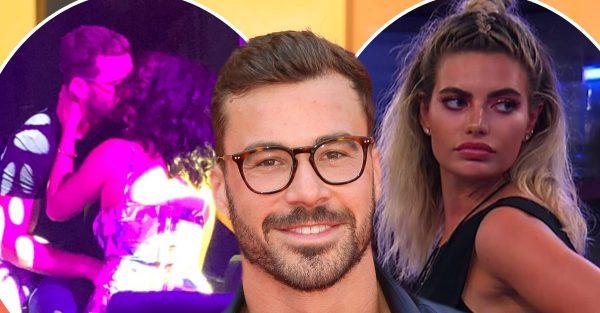 Love Island: Dumped Alex Miller im Bild, wie er leidenschaftlich seine Ex-Freundin küsst, nachdem er gelobt hatte, auf Megan – EXCLUSIVE zu warten