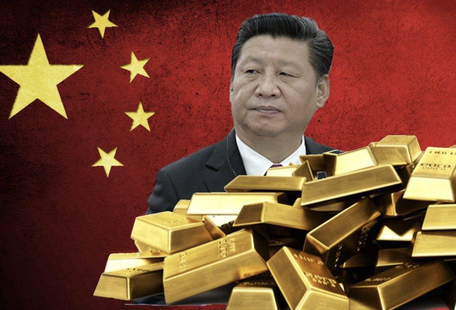 """BREAKING: China beginnt """"Versorgungsquellen weltweit zu binden"""""""