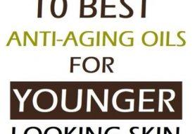 10 beste Anti-Aging-Öle für jünger aussehende Haut