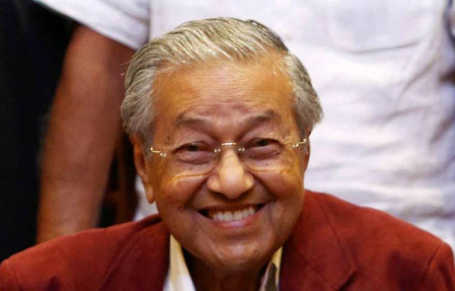 Mit 92 Jahren wurde Mahathir Mohamad zum siebten Premierminister Malaysias ernannt