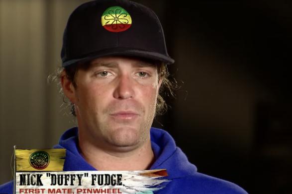 Nicholas 'Duffy' Fudge war bekannt für die Hauptrolle in der Serie Wicked Tuna