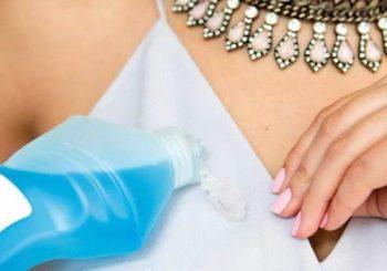 Wie man Lippenstift-Flecken von deinen Lieblingsausstattungen entfernt