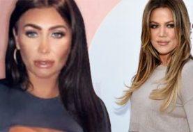 Lauren Goodger enthüllt eine überraschende Verbindung zu Khloe Kardashian, da sie stolz darauf ist, dass der Reality-Star ein Fan ihrer neuen Kleidungslinie ist