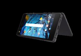 Dieses Flip-Telefon mit zwei Bildschirmen ist ein Spiel-Wechsler