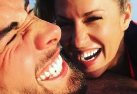 """Andrew Brady veröffentlicht emotionale Aussage, nachdem Caroline Flack sich geteilt hat, behauptet er hat """"kein Geld"""" - zugibt, dass er ein Treffen mit Celebs Go Dating hatte"""