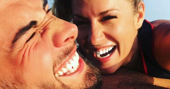 """Andrew Brady veröffentlicht emotionale Aussage, nachdem Caroline Flack sich geteilt hat, behauptet er hat """"kein Geld"""" – zugibt, dass er ein Treffen mit Celebs Go Dating hatte"""