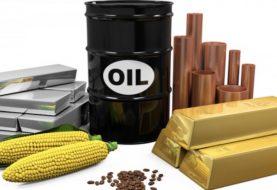 Ein riesiger Hinweis, wo Gold, Silber, Rohstoffe und die Mining-Aktien angeführt werden
