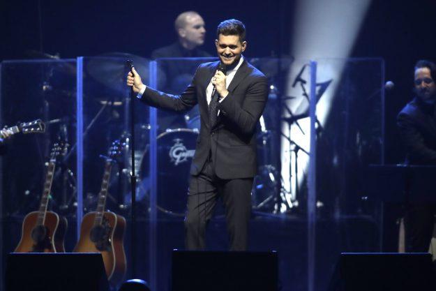 Michael Bublé wird am 13. Juli in London den britischen Summertime Hyde Park leiten