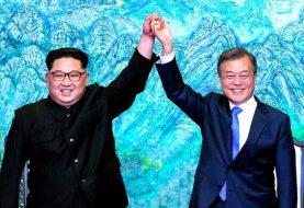 Der koreanische Grenztourismus boomt seit Kim Jong Un, Moon Jae-in's trifft sich