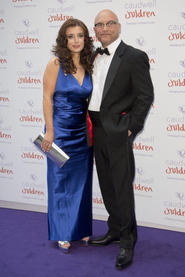 Gregg Wallace und seine vierte Frau Anne-Marie wenden sich der Fruchtbarkeitsbehandlung zu, um schwanger zu werden