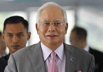 Malaysia Bars Skandal geplagt gestürzt PM aus dem Land zu verlassen