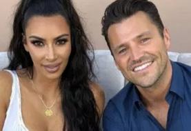 """Mark Wright sprudelt über """"lovely"""" Kim Kardashian, als er sie zum zweiten Mal in einem Jahr interviewt"""