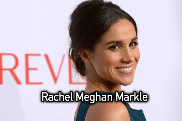 Meghan Markle richtiger Name Rachel