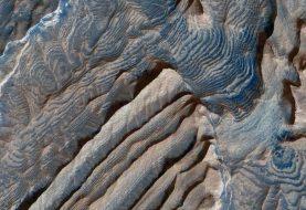 Wissenschaftler können diese seltsame Eigenschaft auf dem Mars nicht erklären