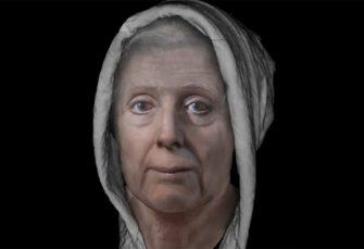 Wissenschaftler erstellen das Gesicht der schottischen Hexe mit 3D-Zauberei neu