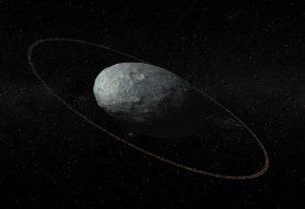 Da ist ein riesiges Ei mit einem Ring um unser Sonnensystem herum