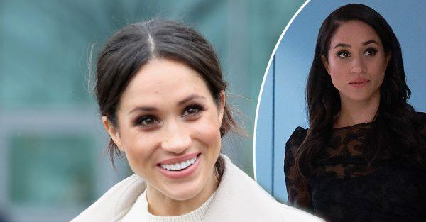 Meghan Markle könnte eine EMMY gewinnen, da Prinz Harrys Frau für den prestigeträchtigen Schauspielpreis für Anzüge vorgeschlagen wird