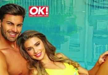 Love Islands Adam Collard und Zara McDermott bestätigen ausschließlich, dass sie offiziell sind, da sie alles auf ihre schnelle Beziehung loslassen