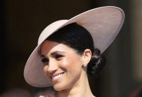Meghan Markle Herzogin von Sussex Wappen wurde nach ihrer Hochzeit mit Prinz Harry enthüllt