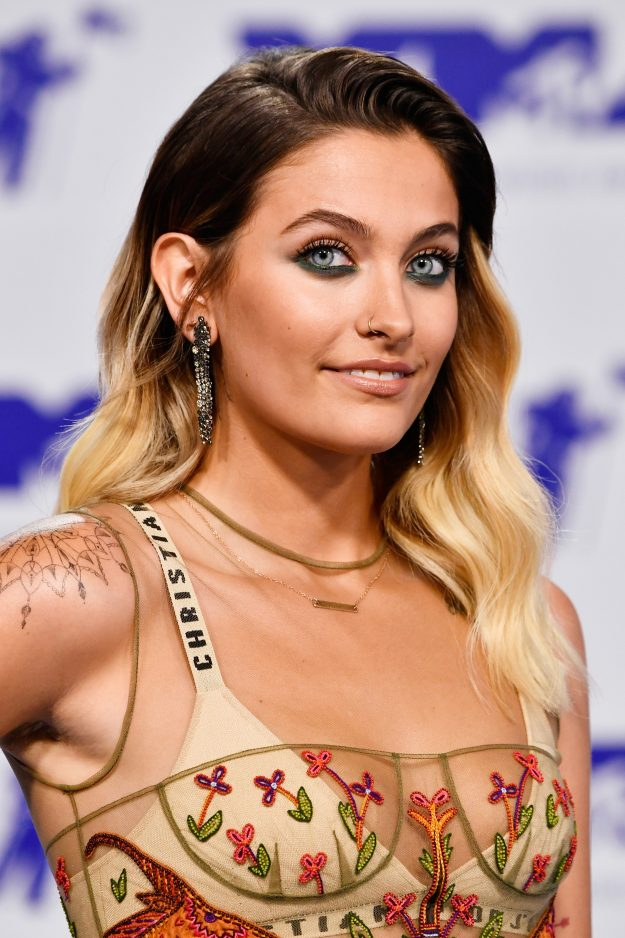 Paris Jackson nimmt an den MTV Video Music Awards 2017 teil
