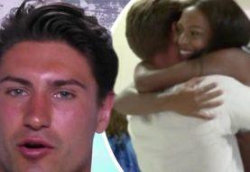 Love Island: Frankie Foster schlägt zurück über Ansprüche Flughafen Reunion mit Freundin Samira Mighty war 'FAKE'