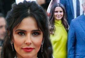 Cheryl geht Solo bei Prince's Trust Veranstaltung von Prinz Charles - wie sie nicht mit Liam Payne in VIER Monaten gesehen wird