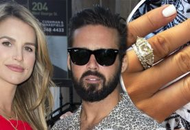 Vogue Williams zeigt ENDLICH Ehering nach der Hochzeit mit Spencer Matthews