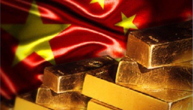 China, Gold, Silber und was verspricht, ein wildes 2018 zu sein