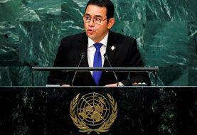 Nach den USA führt Guatemala die Botschaft nach Jerusalem