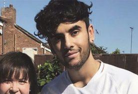 """Love Islands Niall Aslam teilt sein Bild mit seiner """"unterstützenden"""" Mutter, nachdem er verraten hat, dass er aufgrund des Asperger-Syndroms die Villa verlassen hat"""