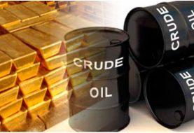 Hier ist ein atemberaubender Blick auf Gold, Öl und sprudelnde Aktien