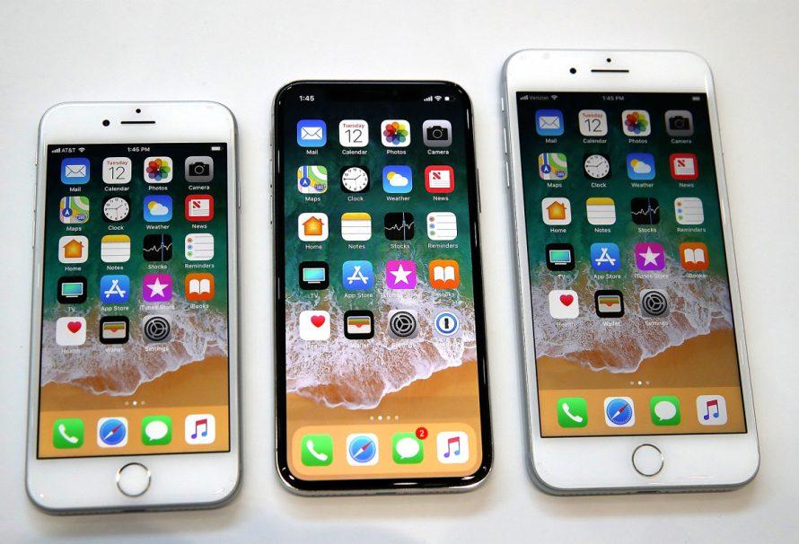 Der iPhone X-Nachfolger könnte Teil Flip-Telefon sein