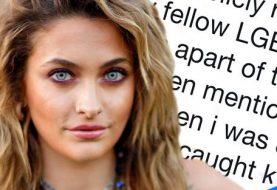 Paris Jackson verwirrt, warum ihre Sexualität Schlagzeilen macht, nachdem sie 14 Jahre alt geworden ist
