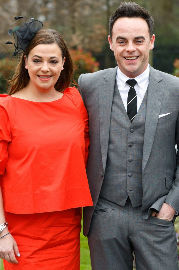 Lisa Armstrong und Ant McPartlin bei The Countryside Fund Raceday des Prinzen