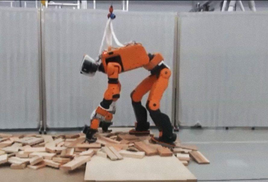 Dieser Gorilla-artige Roboter könnte Ihr Leben retten