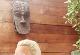 Brigitte Nielsen, 54, teilt FIRST Babyfoto, nachdem sie das fünfte Kind begrüßt und Namen als Frida enthüllt hat