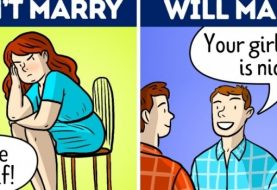 10 Dinge, die Männer beachten, bevor sie vorschlagen