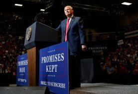 Donald Trump fordert das Justizministerium auf, zu untersuchen, ob es oder FBI seinen Wahlkampf ausspioniert hat