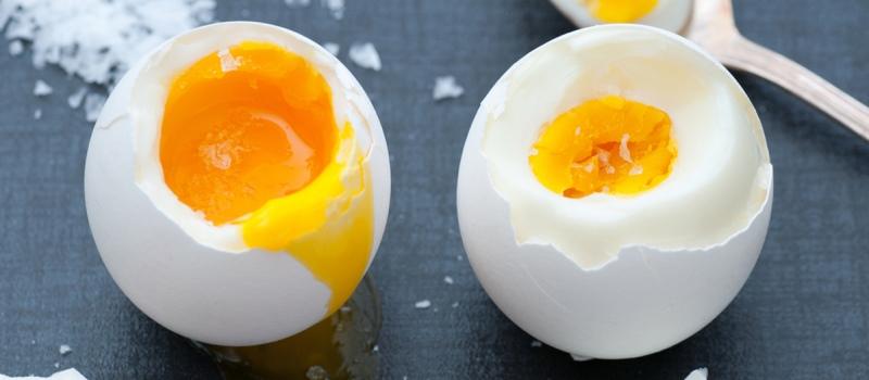 Jeden Tag Eier Essen