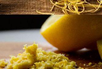 Hier sind 10 Gründe, warum Sie diese Zitronenschale essen sollten, anstatt sie wegzuwerfen!