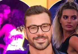 Love Island: Dumped Alex Miller im Bild, wie er leidenschaftlich seine Ex-Freundin küsst, nachdem er gelobt hatte, auf Megan - EXCLUSIVE zu warten
