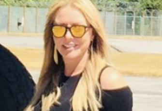 Carol Vorderman STUNS-Fans, die sich im Alter von 57 Jahren in einem figurbetonten Kleid von ihrer troesten lässt